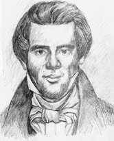 Joseph Smith loose sketch